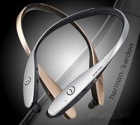 HBS-900 Bluetooth гарнитура спорта шейным Wireless HBS 900 наушники hbs900 В наушники-вкладыши стерео для LG iPhone Samsung s7