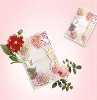 Creative Hollow Wedding Invitation Cards Personalized Printa...