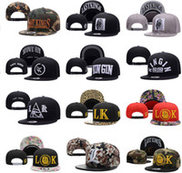 New Arrival LK Basketball Hats Snapback Cap Last Kings Hats ...