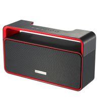 MUSCHIATA DY-25 portatile senza fili di altoparlante stereo di Bluetooth Subwoofer U Disk TF 3,5 millimetri Speaker Wired Radio FM vivavoce Mic V2071