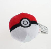 3. 6Inch Poke Ball Figures Plush Dolls Toys Children Cartoon ...