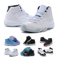 Discount Retro (11)XI Legend Blue Bred Basketball Shoes Chea...