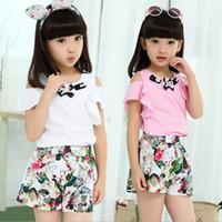 3- 12- year Hot Sale Summer new children' s clothing girls...