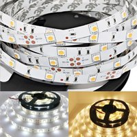 12 Volt 5050 SMD LED Flexible Strips Lighting 5M Roll Warm P...