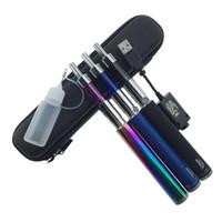 Vision Spinner avec Mini Protank 3 Vaporisateur e cigarette Starter Kits cigarette électronique Variable Voltage kit de cire vapeur