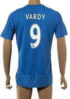 Thai Quality Customized 16- 17 new MENS 9 vardy Soccer Jersey...