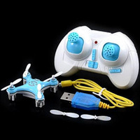 Cheerson CX- 10 2. 4Ghz 4CH 6- Axis GYRO Mini Nano RC Quadcopte...