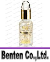 Coréen cosmétiques peau lotion blanchiment crème 24K or sérum Essence blanchissant oeuf pore Hidratante visage soins de la peau 20ml + cadeau DHL Free LLFA21