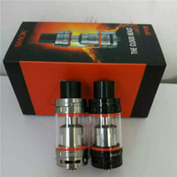 SMOK TFV8 Tank Full Kit 6ml Top Refill Sub ohm Cloud Beast Tank clone fit vaporisateur Vape Pen Vapor Box mods