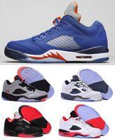 Newest China Jordans 5 V Basketball Shoes Sneakers Retro Men...