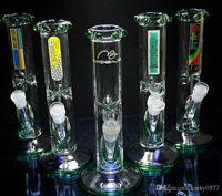 Bong! 2016 Nouveau DK bongs bécher en verre bong Rasta tuyau d'eau plate-forme pétrolière tuyaux bongs marque de verre