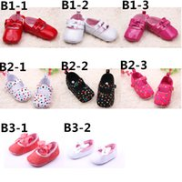 New Arrival Girls Baby Shoes Various Color Fabric Shinning P...