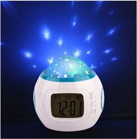 Colorful Music Starry Star Sky Projection projector with Ala...