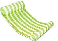 Stripe Water Hammock Lounger Pool Float Swimming Accessories...