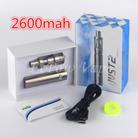Ijust 2 Starter Kit 5. 5ml 0. 3ohm 2600mAh Battery Capacity 30...