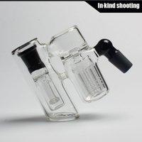 Tuyaux en verre Cendrier 14mm 18mm 18.8mm 14.4mm avec pommeau de douche
