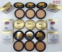 Новый макияж 8 цветов лицу Кайли порошок профессии макияж высокое качество Студия Fix пресс-порошок Plus Foundation составляют лица пуховки