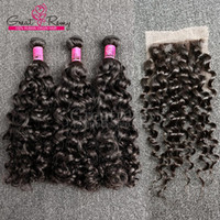 "Greatremy® Big Curl Chinese Virgin Hair Weave 8"" - 34&quo..."