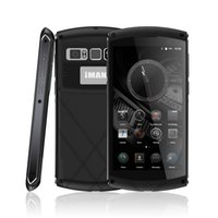 iMAN Victor Waterproof 4G Smart Phone 5. 0Inch IP67 4800mAh M...