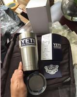 Yeti 20 oz Cups Cooler AAAA QUALITY YETI Rambler Tumbler Tra...
