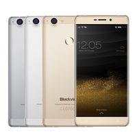 Original Blackview R7 teléfono móvil del androide 6.0 Octa-core MTK6755 Smartphone 32 GB 4 GB de doble tarjeta SIM del GPS 4G LTE FDD Celular