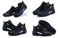 Retro 12 MASTER Basketball Shoes Retro 12s wings Sport Men S...
