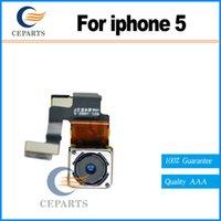 Original nouvelles pièces de rechange de la caméra arrière pour iPhone 5 Rear Facing Camera livraison gratuite par DHL