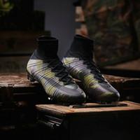 On Sale Nike Mens Nike Mercurial Superfly Camo Pack Soccer B...