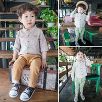 Boys Suits Children Set Kids Outfits Boys Clothing Sets Baby...
