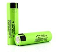 100шт / серия 100% аккумулятор оригинальный перезаряжаемая NCR18650PF 2900mAh 3.7V литий-18650 литий-ионный аккумулятор для Panasonic