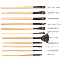 Fashion Professional 24 PCS Makeup Brush Set Make- up Toiletr...
