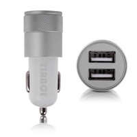 Car Charger Traver 3. 4A 20W Adapter Car Plug Car Dual USB Ad...