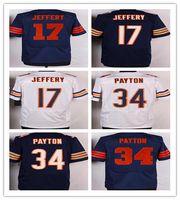 NIK 2016 Elite Football Stitched Bears Jerseys 34 Payton 17 ...