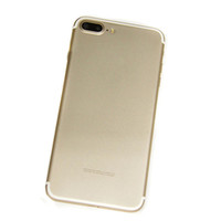 Goophone I7 Plus 5.5 inch MTK6582 Quad Core Android 3G WCDMA Falso 4G lte Smartphone Real 1G 8GB real 13MP Cámara Mostrar 2G 128GB clonar el teléfono