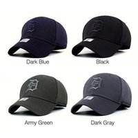 Spandex Elastic Quick Dry Fitted Hats Sunscreen Baseball 201...