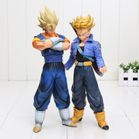 20cm - 25CM Dragon Ball Z Master Stars Piece Super Saiyan Tr...
