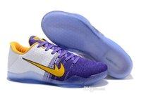 2016 New Color Version Kobe 11 XI Basketball Shoes Mens Trai...