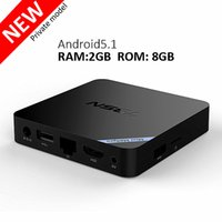 T95N Pro Android TV Box Amlogic S905X Streaming Media Player...
