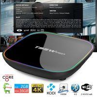 T95w Pro S912 2gb 16gb Android 6. 0 TV Box Kodi 17. 0 fully lo...