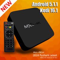 RK3229 MXQ 4K Android TV Box Quad Core Kodi Tv Box support 2...
