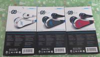Pour iPhone 6s / 6s Plus écouteurs, STREET par 50 Cent Wired In-Ear Wired Headphone, avec mic et muet bouton, SMS écouteurs Pour Samsung