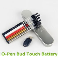 510 bud touch o pen vape kit hottest Personal CBD oil vapori...