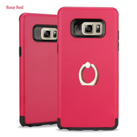 Rose Red Cell Phone Cases For Samsung Galaxy Note 7 S7 S6 Ed...