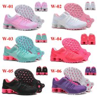 Hot Sale Drop Shipping Famous Shox Womens Athletic Sneakers ...