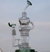 Date Klein recycleur vapeur rig bong scientifique phonix bong en verre tuyau d'eau Pulse bong verre BIO dabrigs verre waterpipe baril incycler