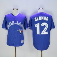 2016 Torontos Mens Flexbase Version 12 Roberto Alomar Jersey...