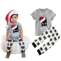 2016 Newest Infant Baby Clothes Sets Children Christmas Hats...