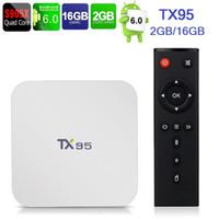 TX95 Android 6. 0 2G 16G TV Box S905X Quad Core 2. 4G 5G Dual ...