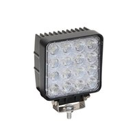 LED Work Light 48W Square Offroad Led 12V 24V Extra Light Po...