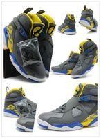 1: 1 Quality with Original Box retro 8 shoes, cheap retro 8 ma...